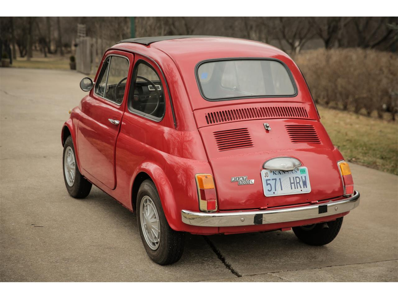 Large Picture of 1970 500 Offered by a Private Seller - H5C0
