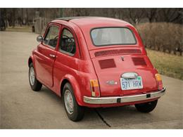 Picture of Classic '70 Fiat 500 located in Olathe Kansas Offered by a Private Seller - H5C0