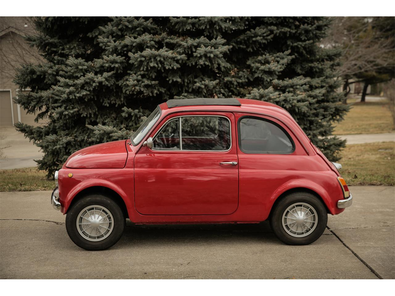 Large Picture of '70 Fiat 500 - H5C0