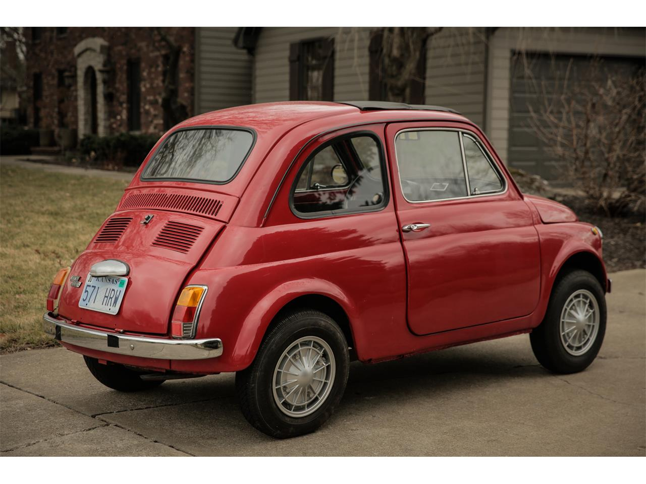 1970 Fiat 500 For Sale Cc 800064 Large Picture Of 70 H5c0
