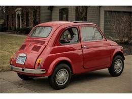 Picture of 1970 Fiat 500 located in Olathe Kansas Offered by a Private Seller - H5C0