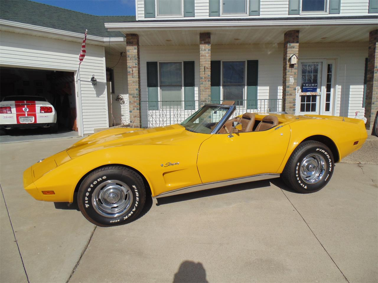 Large Picture of 1974 Corvette - $18,999.00 Offered by Braaten's Auto Center - HAA4