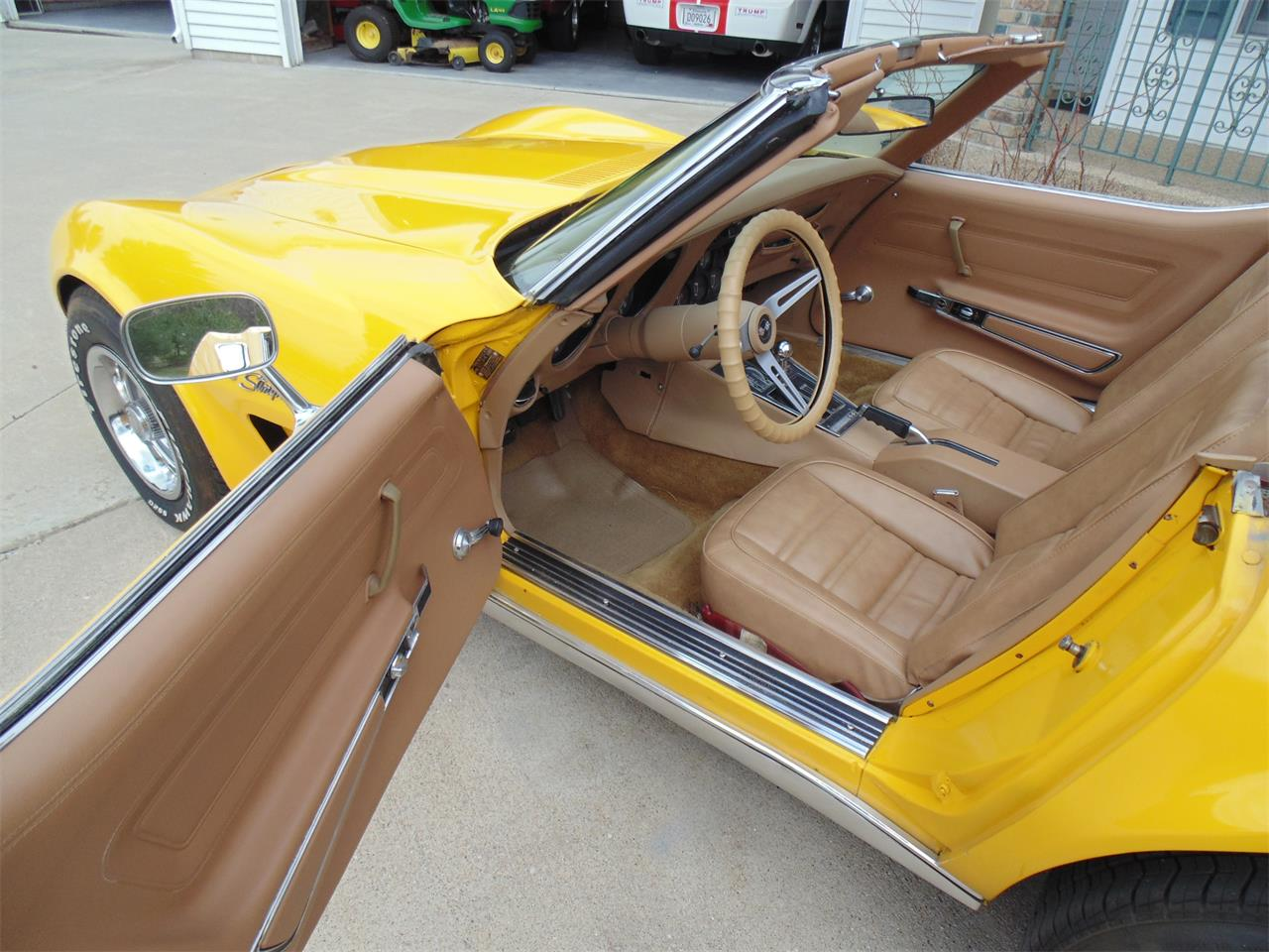 Large Picture of 1974 Corvette located in Minnesota - $18,999.00 Offered by Braaten's Auto Center - HAA4