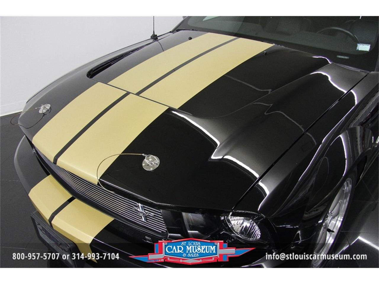 Large Picture of '06 Mustang GT-H located in St. Louis Missouri - $39,900.00 Offered by St. Louis Car Museum - HADA
