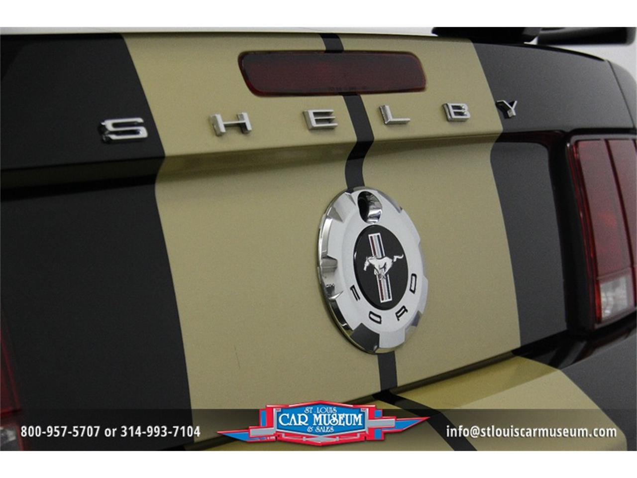 Large Picture of 2006 Shelby Mustang GT-H Offered by St. Louis Car Museum - HADA