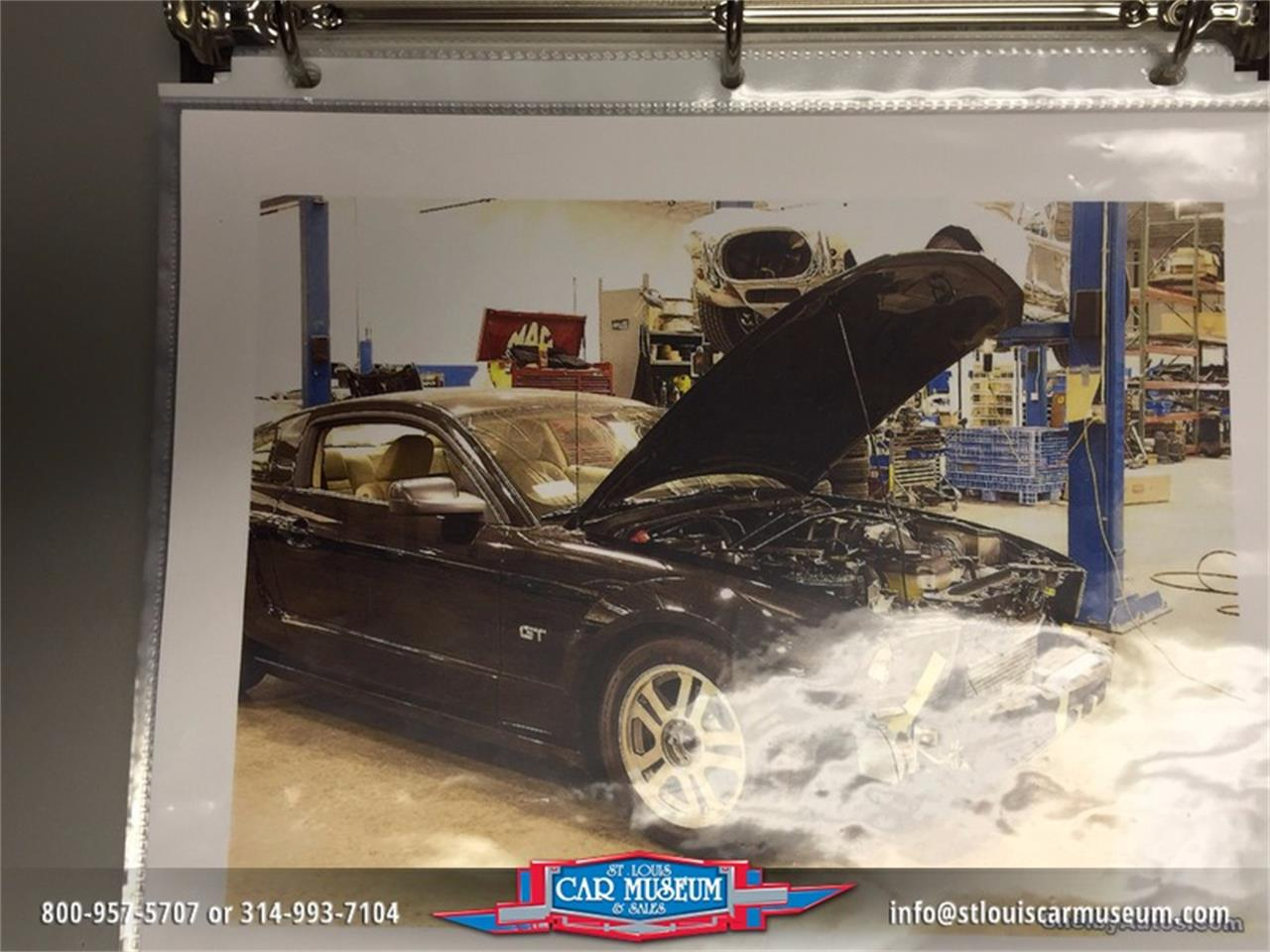 Large Picture of 2006 Mustang GT-H located in Missouri - $39,900.00 Offered by St. Louis Car Museum - HADA