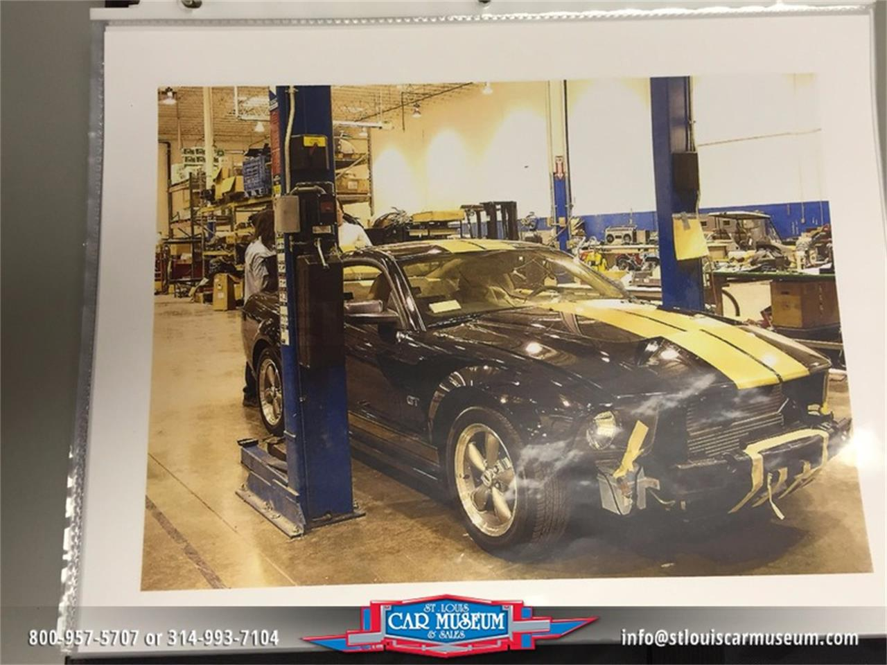Large Picture of 2006 Shelby Mustang GT-H - $39,900.00 Offered by St. Louis Car Museum - HADA