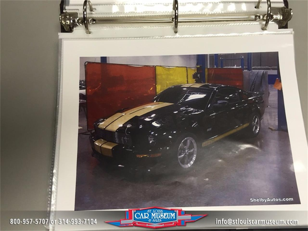 Large Picture of '06 Shelby Mustang GT-H located in St. Louis Missouri - $39,900.00 Offered by St. Louis Car Museum - HADA