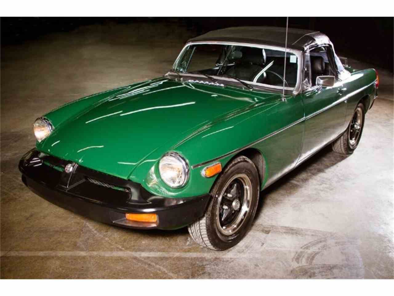 Large Picture of '77 MGB - HAE3