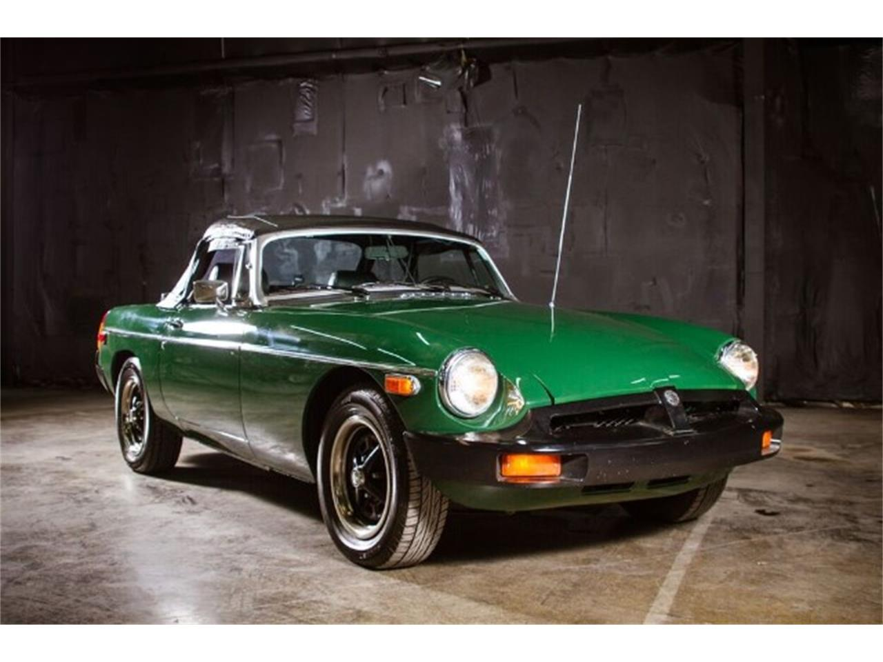 Large Picture of 1977 MG MGB located in Tennessee - $11,000.00 Offered by Rockstar Motorcars - HAE3