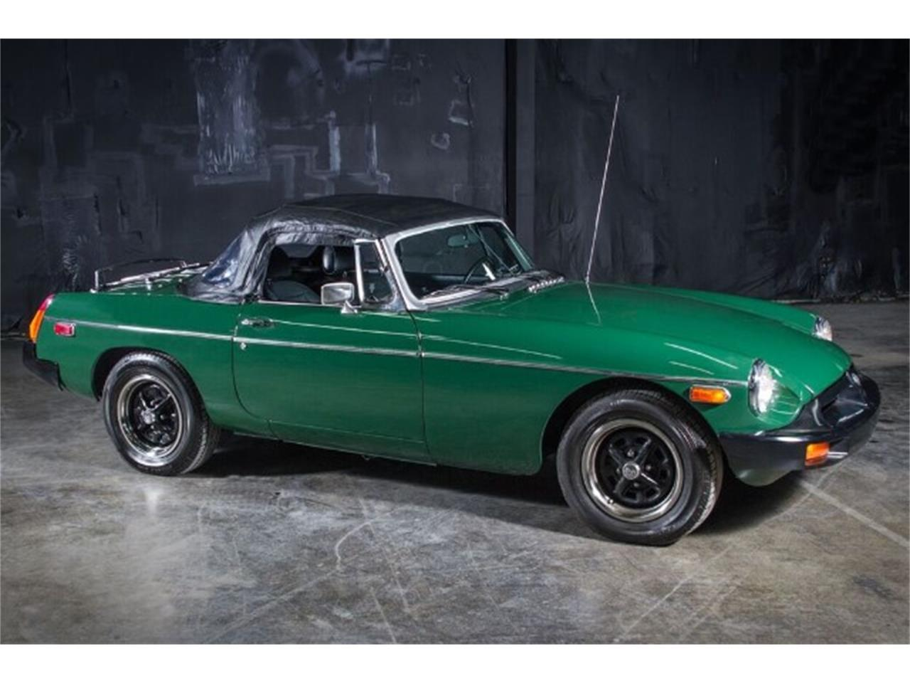 Large Picture of '77 MG MGB located in Tennessee Offered by Rockstar Motorcars - HAE3