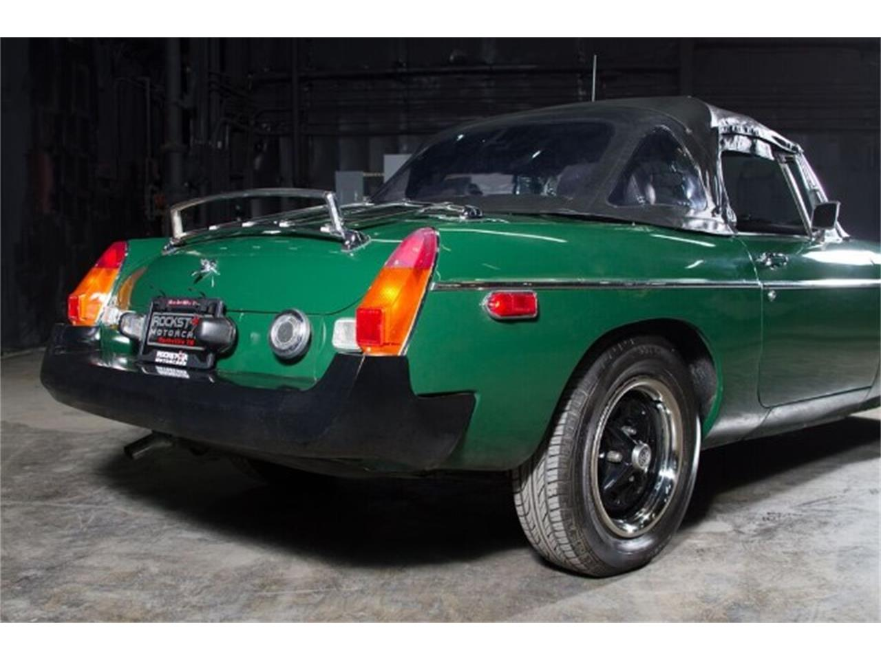 Large Picture of '77 MG MGB located in Tennessee - $11,000.00 - HAE3