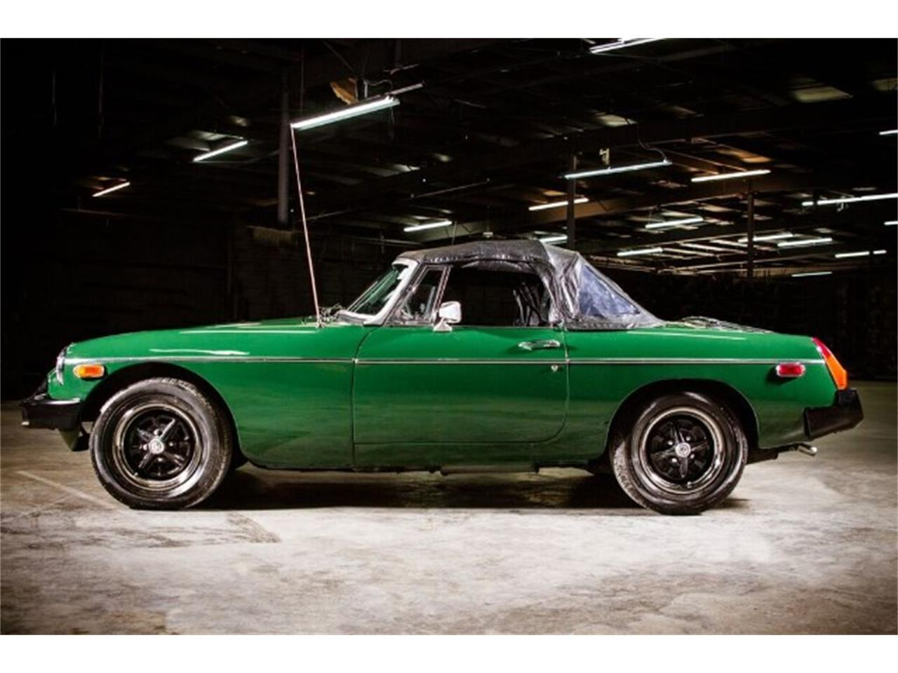 Large Picture of 1977 MG MGB Offered by Rockstar Motorcars - HAE3