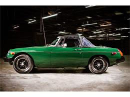 Picture of '77 MGB located in Tennessee Offered by Rockstar Motorcars - HAE3