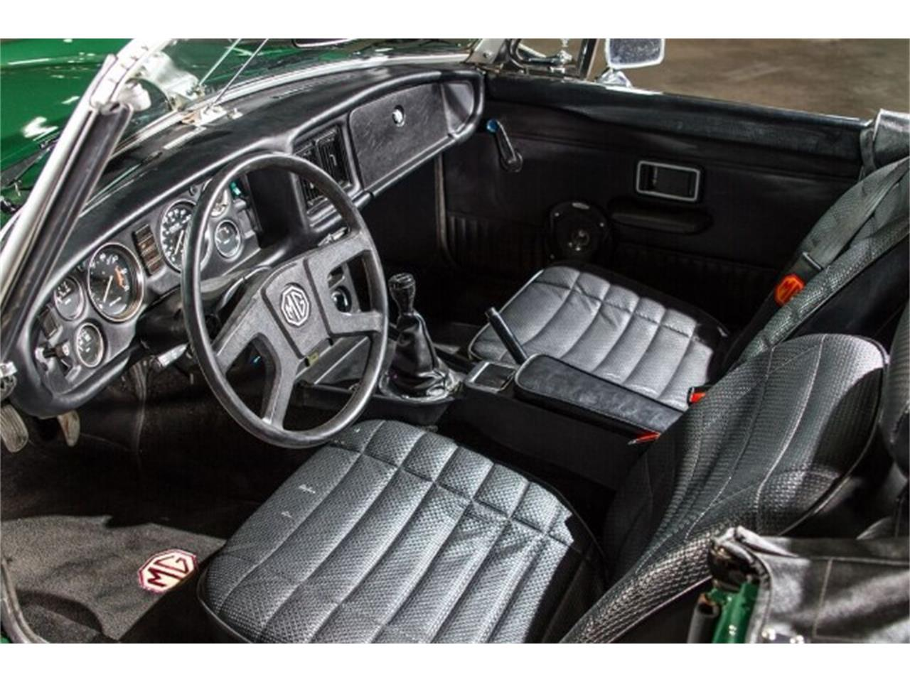 Large Picture of 1977 MG MGB located in Nashville Tennessee - HAE3