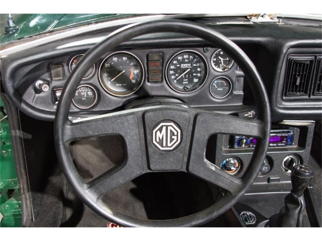 Large Picture of '77 MGB located in Tennessee Offered by Rockstar Motorcars - HAE3