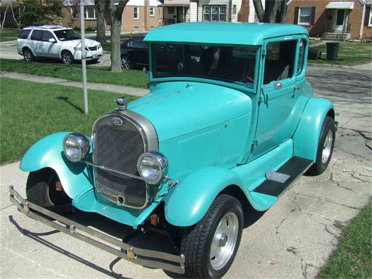 Large Picture of '28 5-Window Coupe - HAEX