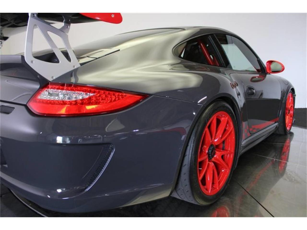 Large Picture of 2011 Porsche 911 - H5SQ