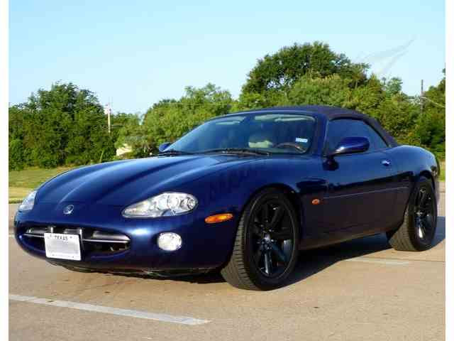 Picture of '03 XK8 - HAFE