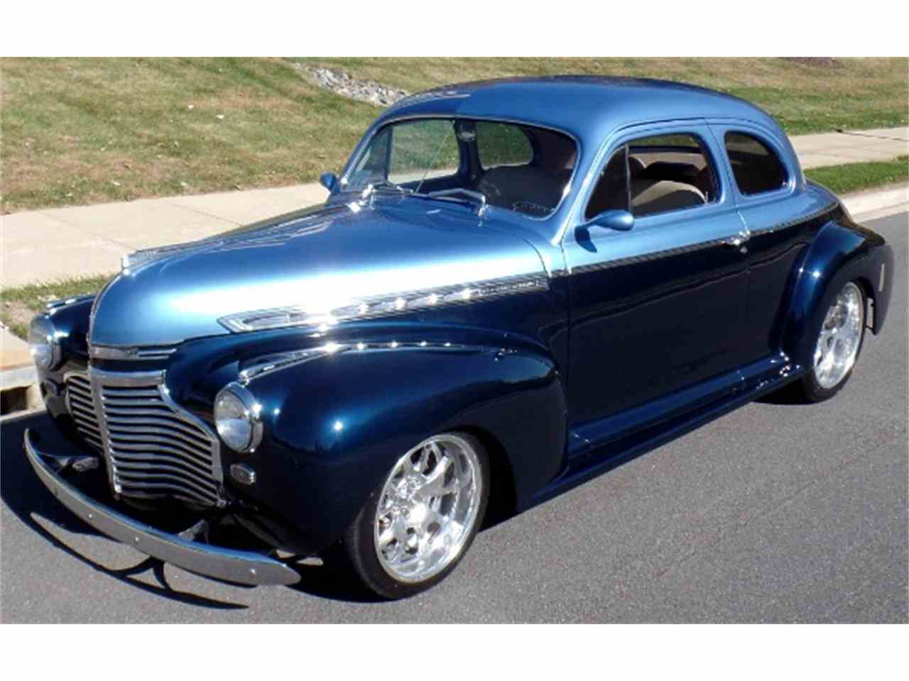 1941 Chevrolet Sedan Delivery for Sale | ClassicCars.com | CC-800720