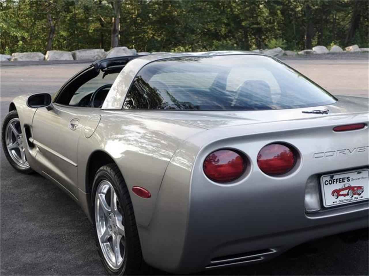 Large Picture of 1999 Chevrolet Corvette Offered by Coffee's Sports and Classics - HB0J