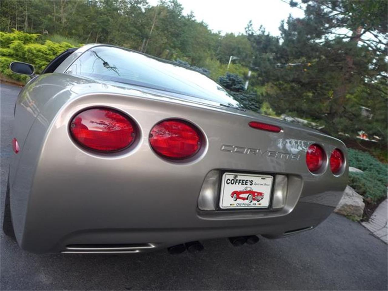 Large Picture of '99 Corvette Offered by Coffee's Sports and Classics - HB0J