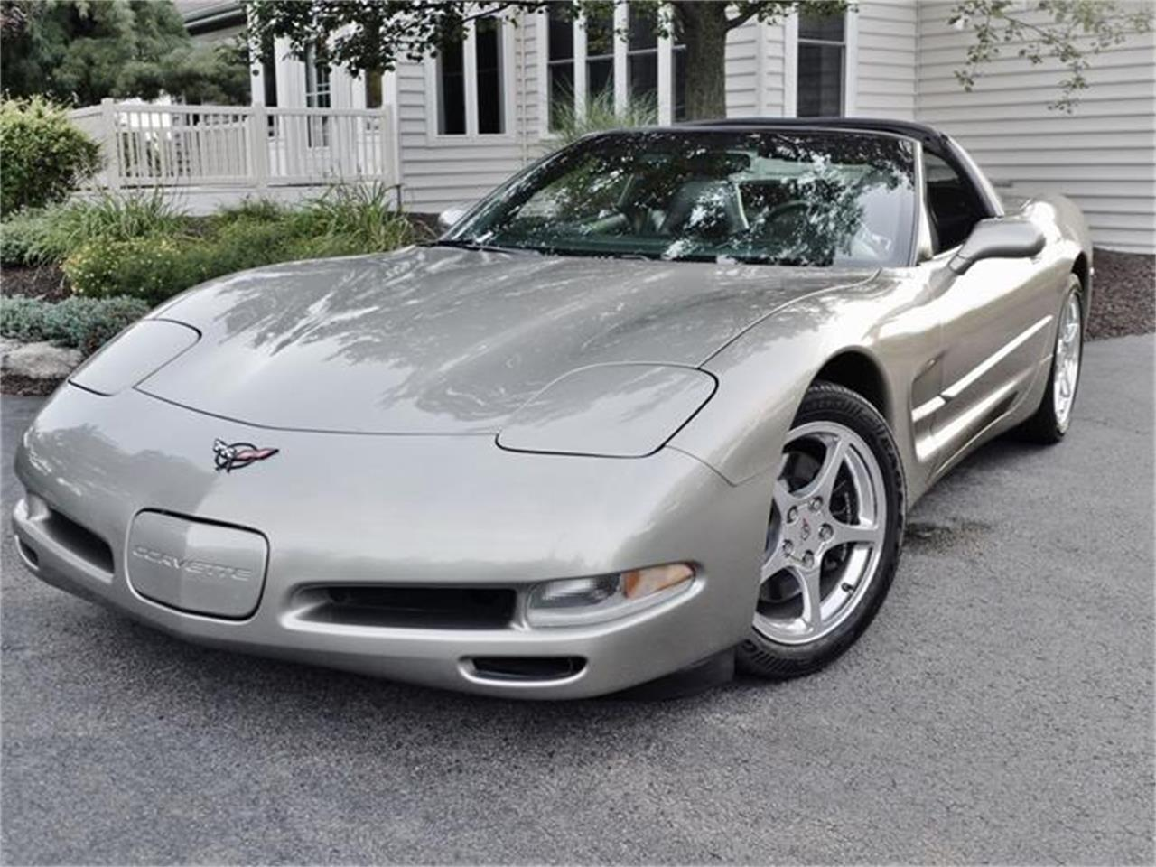 Large Picture of '99 Chevrolet Corvette located in Old Forge Pennsylvania - HB0J