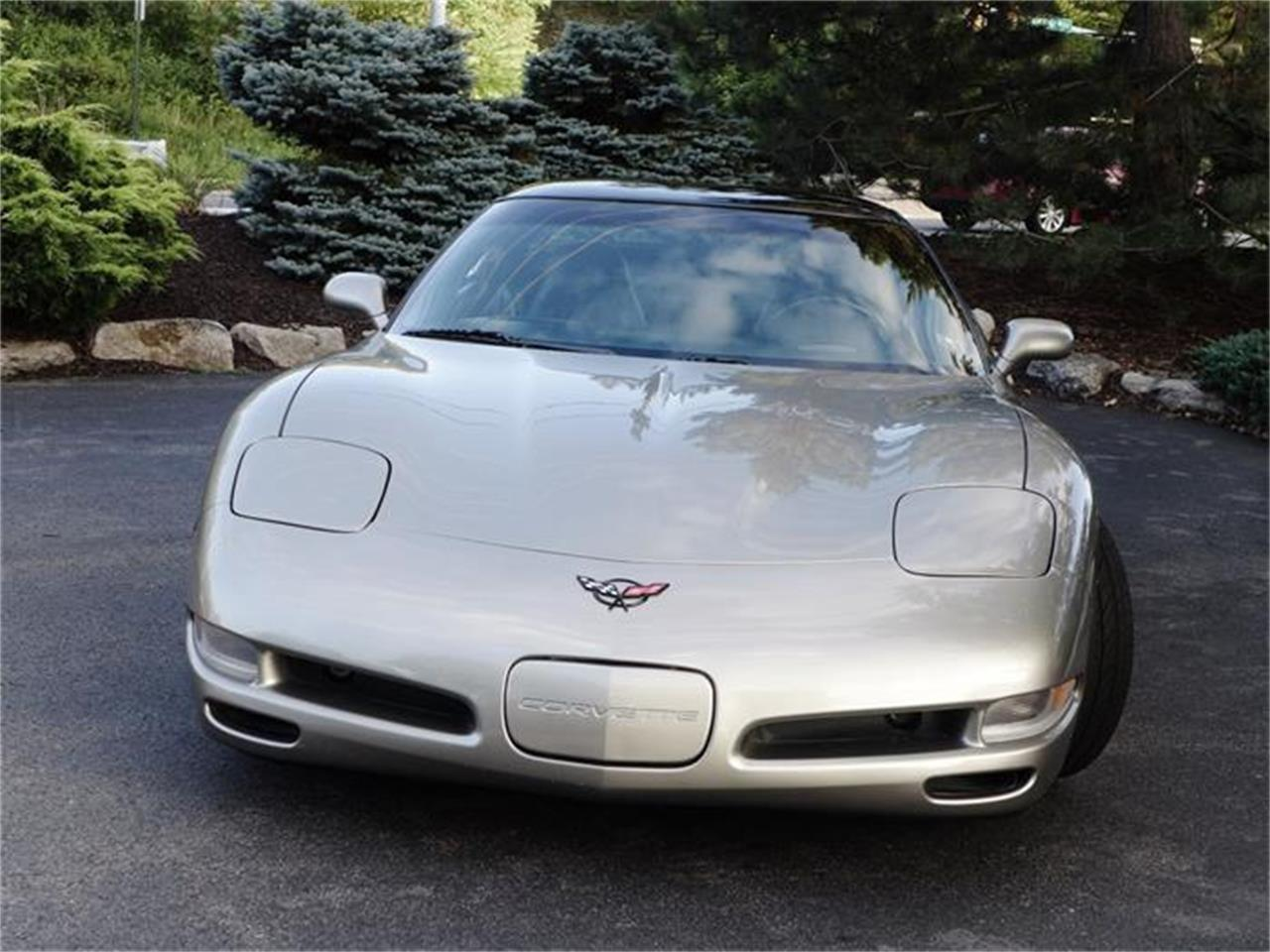 Large Picture of 1999 Chevrolet Corvette - HB0J