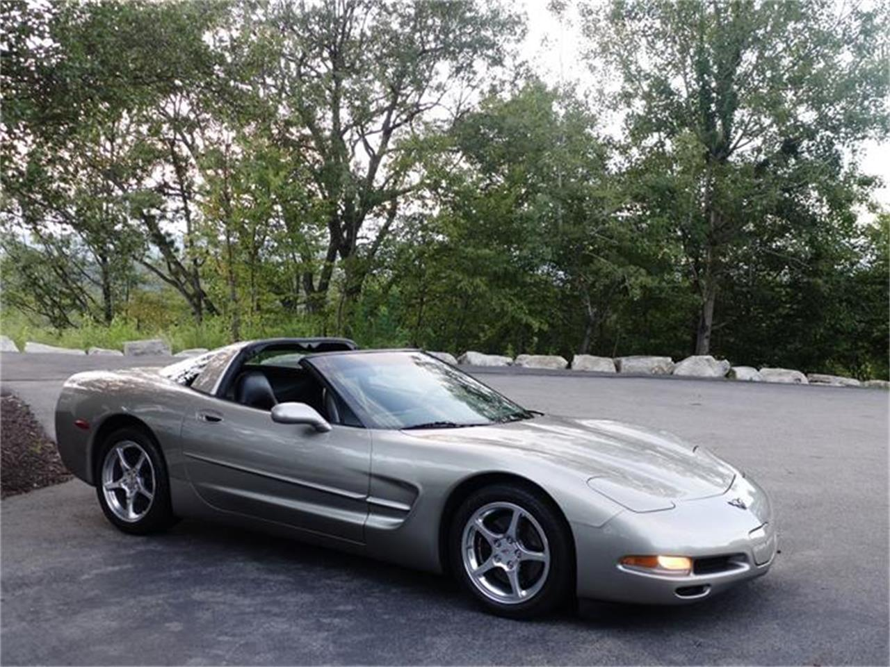 Large Picture of 1999 Corvette located in Old Forge Pennsylvania Offered by Coffee's Sports and Classics - HB0J