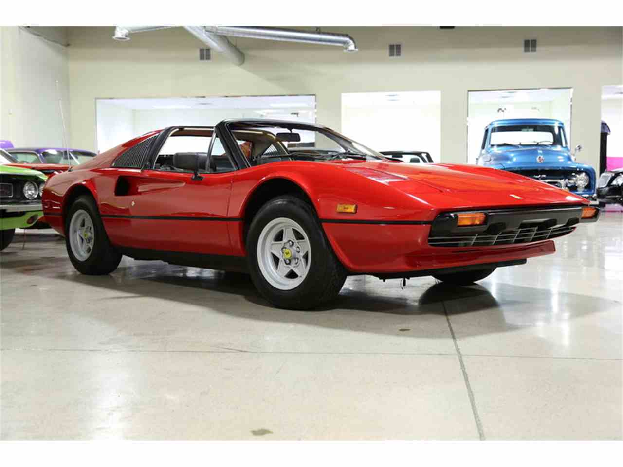 Large Picture of '78 308 GTS - HB30