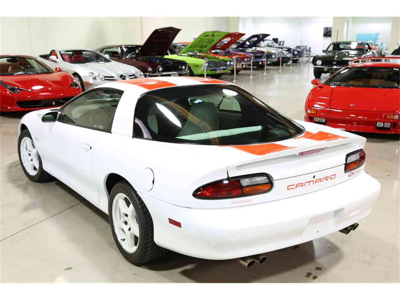Large Picture of '97 Chevrolet Camaro SS 30th Anniversary - $34,900.00 Offered by Fusion Luxury Motors - HB38