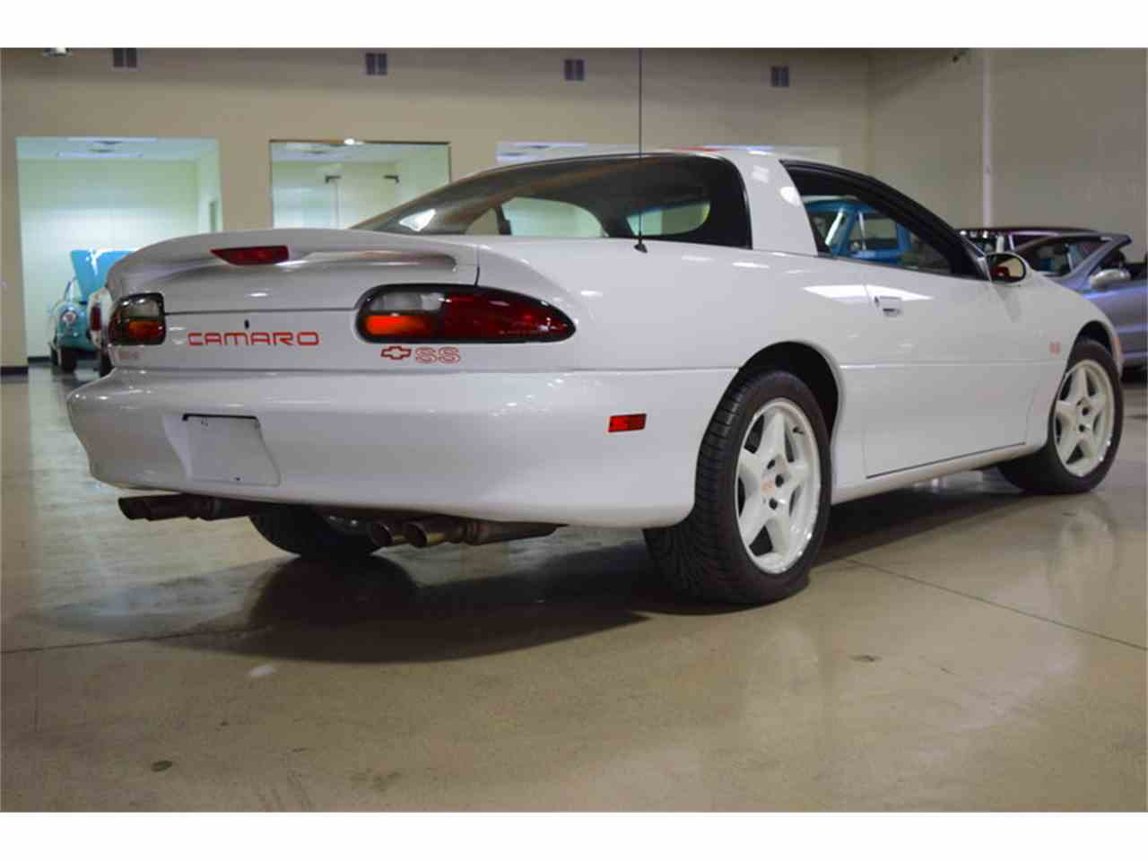 Large Picture of 1997 Chevrolet Camaro SS 30th Anniversary located in Chatsworth California Offered by Fusion Luxury Motors - HB38