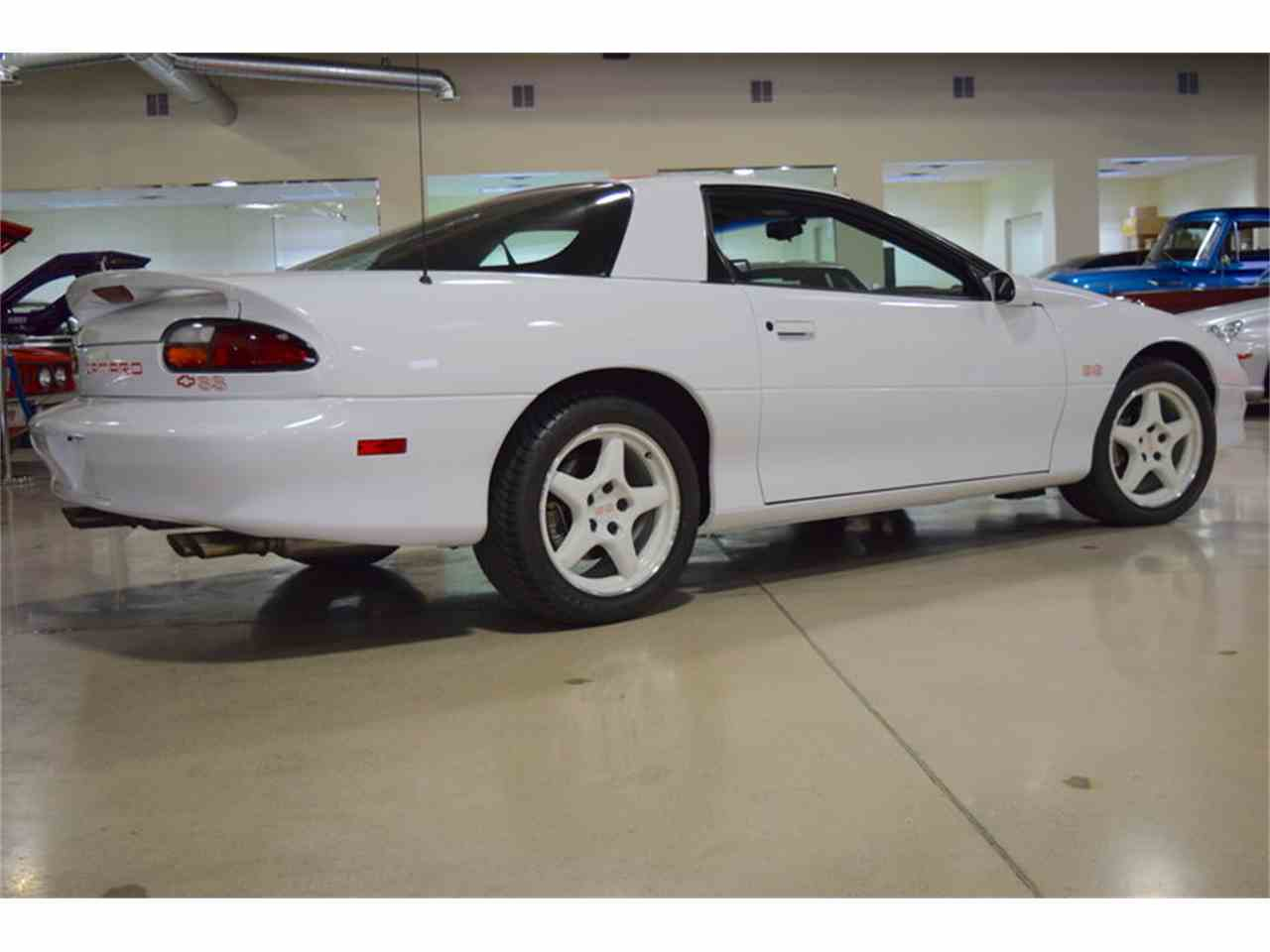 Large Picture of 1997 Chevrolet Camaro SS 30th Anniversary - HB38