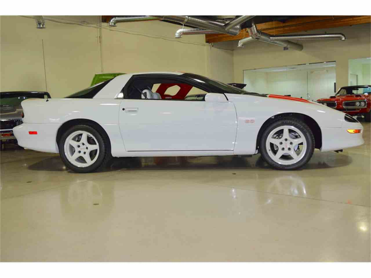 Large Picture of '97 Camaro SS 30th Anniversary located in California - $34,900.00 Offered by Fusion Luxury Motors - HB38