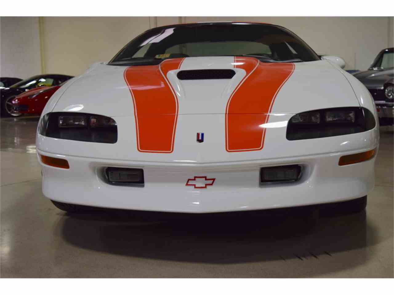 Large Picture of '97 Chevrolet Camaro SS 30th Anniversary located in Chatsworth California - HB38