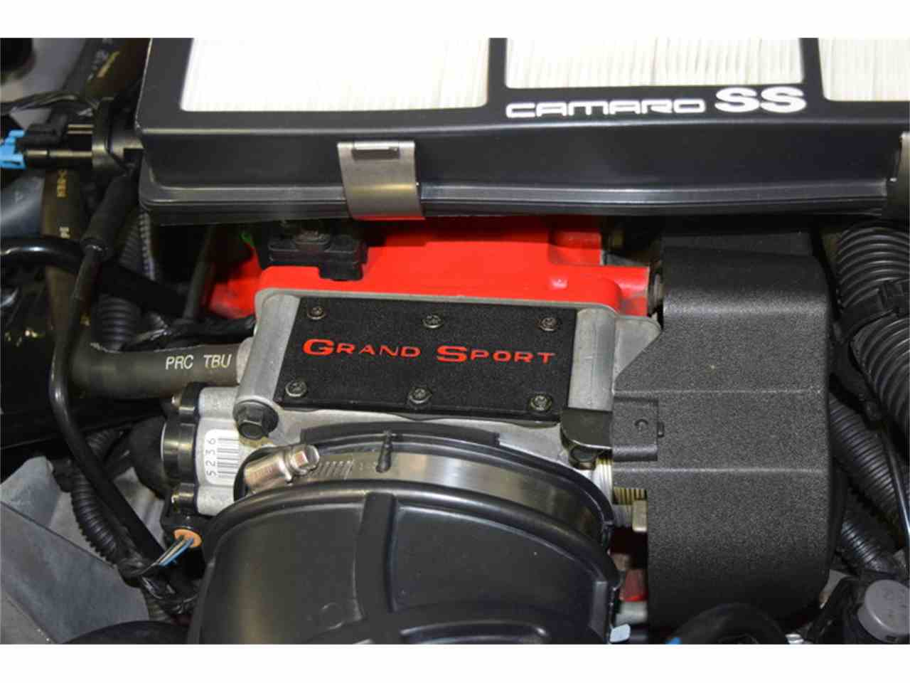Large Picture of '97 Chevrolet Camaro SS 30th Anniversary Offered by Fusion Luxury Motors - HB38