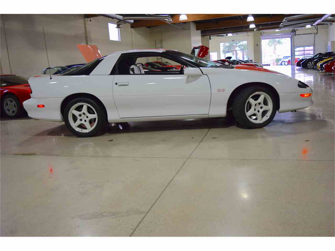 Large Picture of 1997 Chevrolet Camaro SS 30th Anniversary - $34,900.00 - HB38