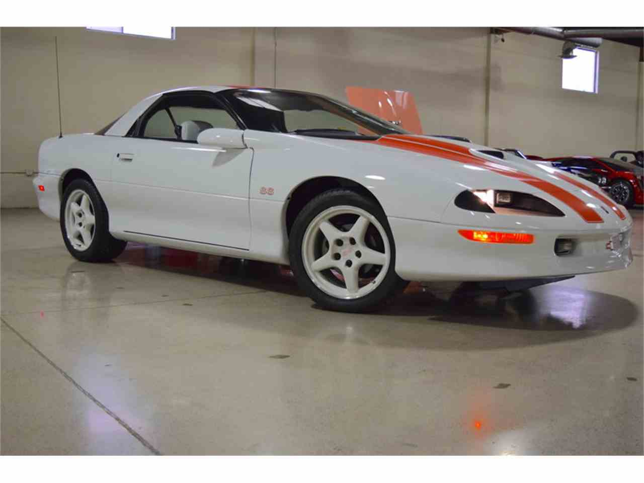 Large Picture of 1997 Camaro SS 30th Anniversary located in Chatsworth California Offered by Fusion Luxury Motors - HB38