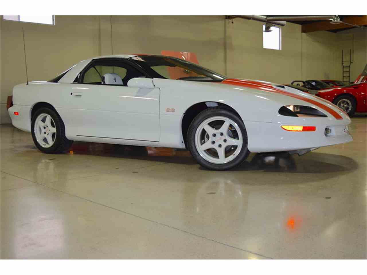 Large Picture of 1997 Chevrolet Camaro SS 30th Anniversary Offered by Fusion Luxury Motors - HB38