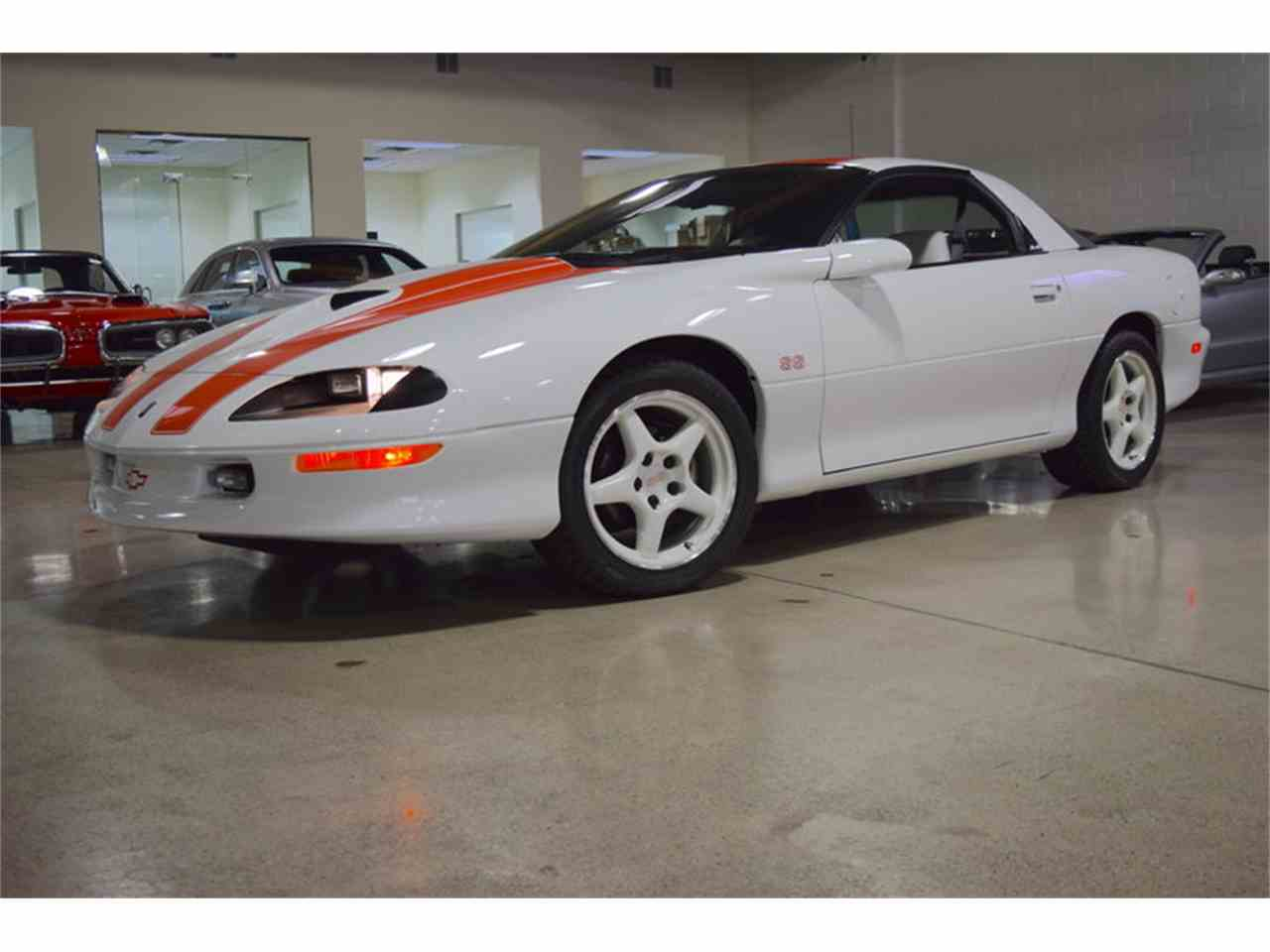 Large Picture of '97 Chevrolet Camaro SS 30th Anniversary - $34,900.00 - HB38