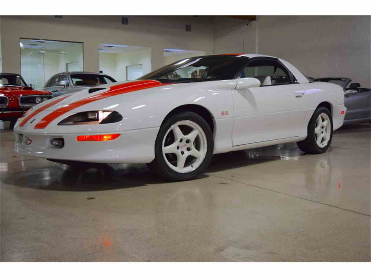 Large Picture of 1997 Chevrolet Camaro SS 30th Anniversary located in Chatsworth California - $34,900.00 Offered by Fusion Luxury Motors - HB38
