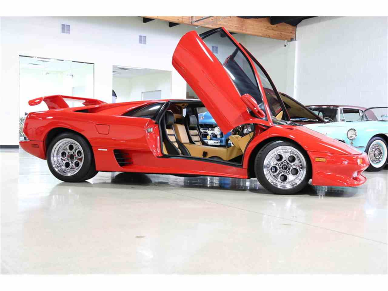 Large Picture of 1996 Lamborghini Diablo - HB3D