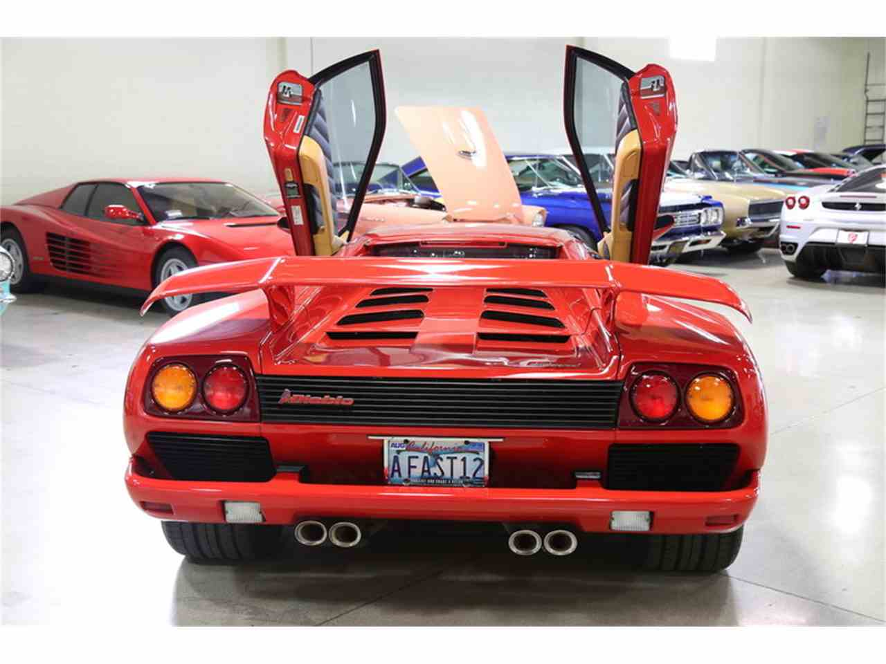 Large Picture of 1996 Lamborghini Diablo located in Chatsworth California Offered by Fusion Luxury Motors - HB3D