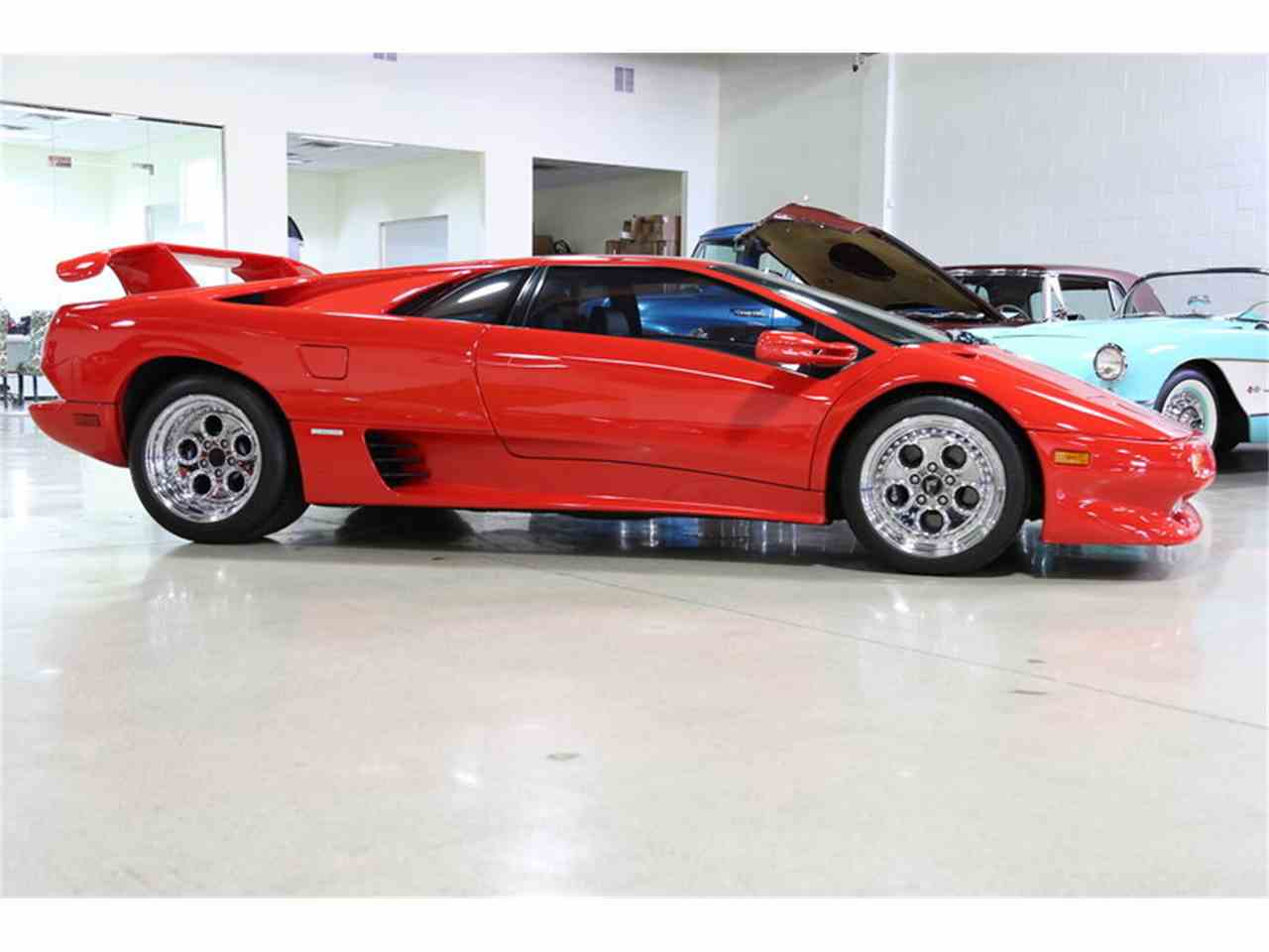 Large Picture of 1996 Lamborghini Diablo located in California - HB3D