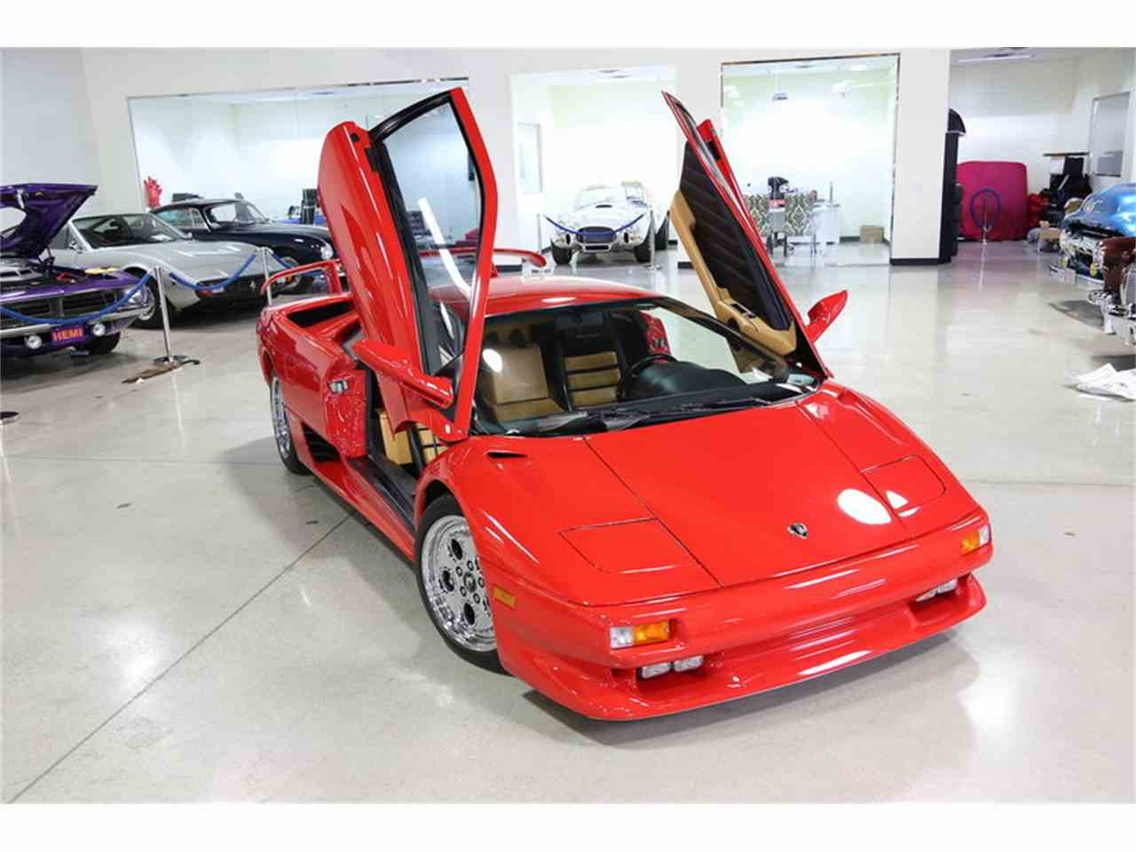 Large Picture of 1996 Diablo located in California - $199,900.00 Offered by Fusion Luxury Motors - HB3D