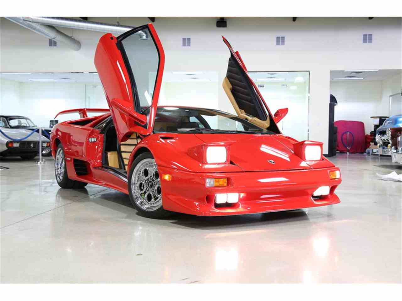 Large Picture of 1996 Diablo located in Chatsworth California - $199,900.00 - HB3D