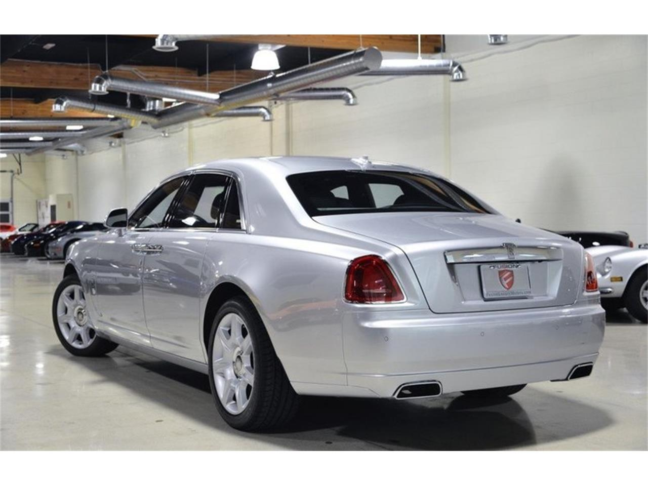 Large Picture of 2014 Rolls-Royce Silver Ghost - $179,900.00 - HB3I