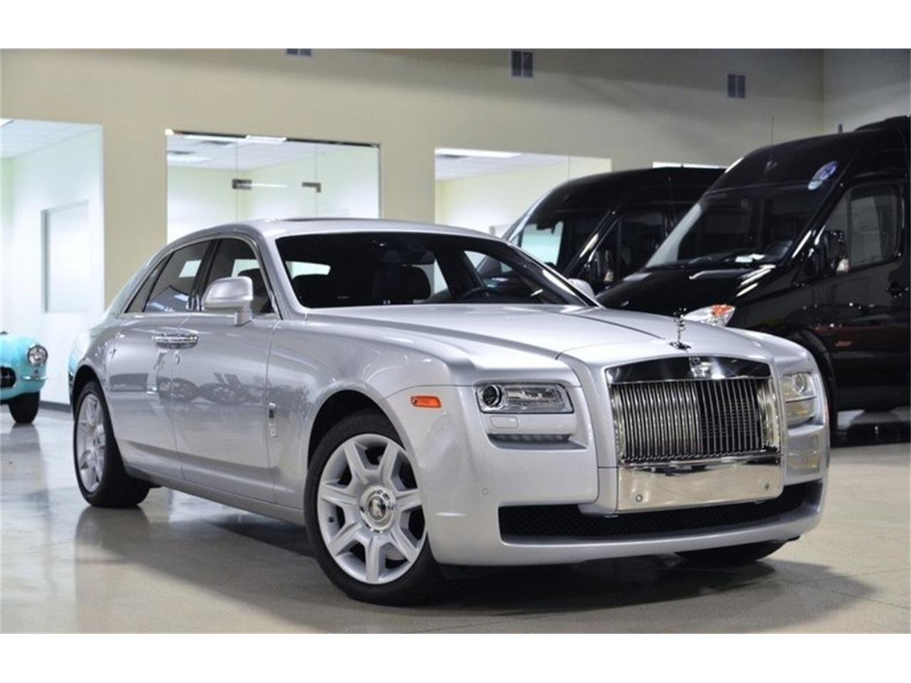 Large Picture of '14 Rolls-Royce Silver Ghost located in California Offered by Fusion Luxury Motors - HB3I