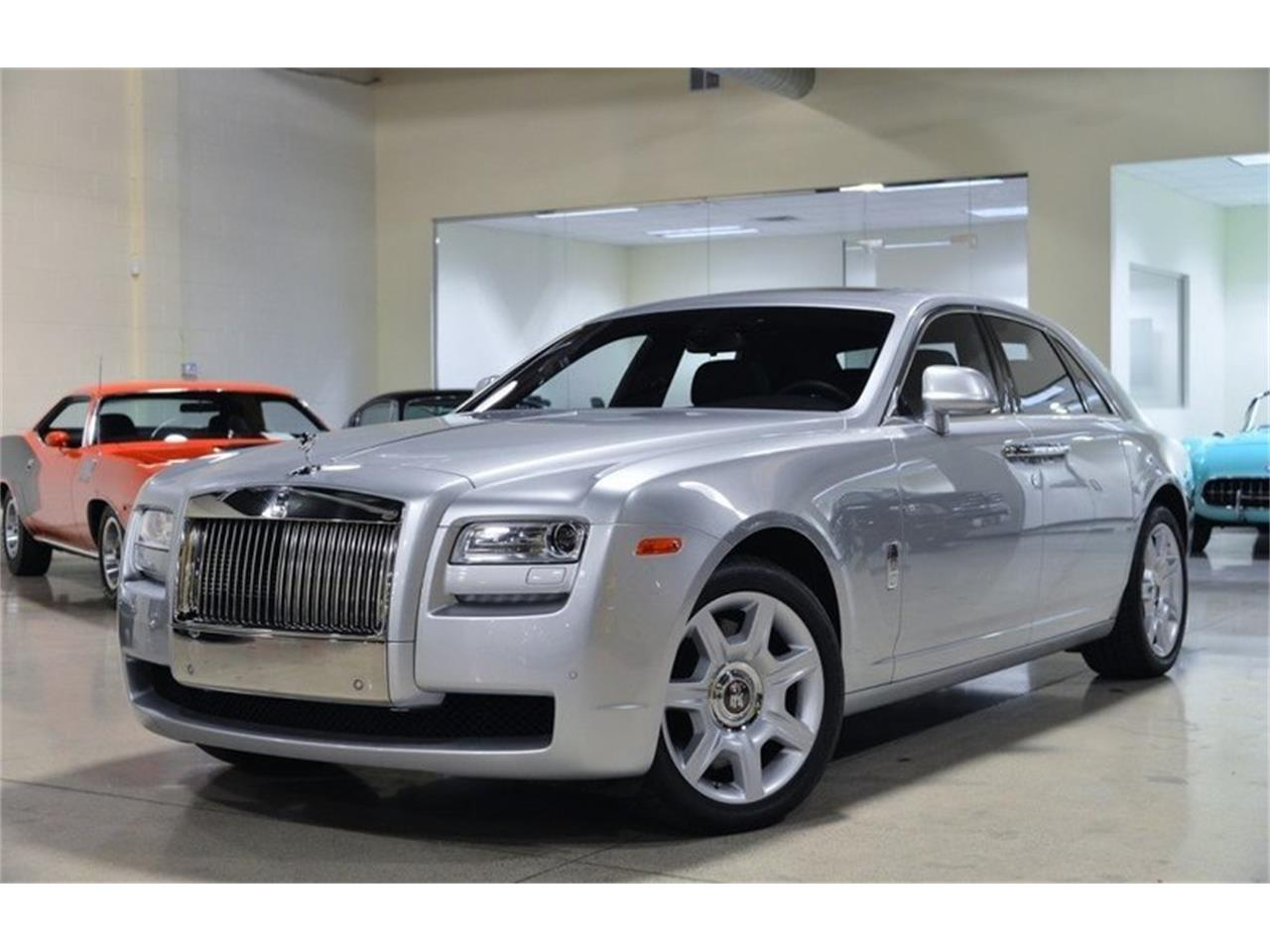Large Picture of 2014 Silver Ghost Offered by Fusion Luxury Motors - HB3I