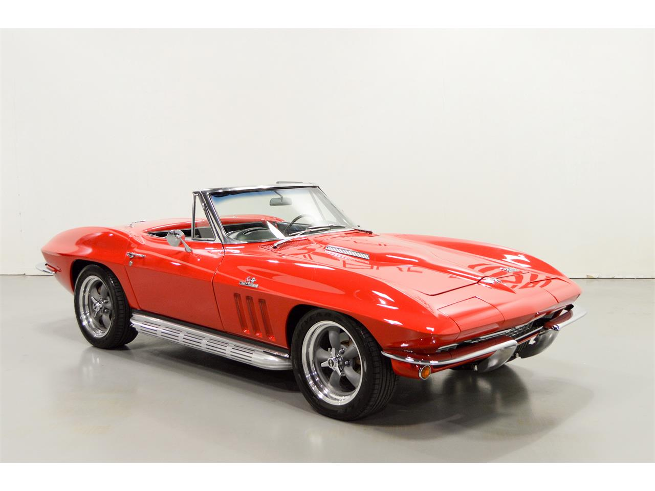 1966 chevrolet corvette stingray for sale cc 807549. Black Bedroom Furniture Sets. Home Design Ideas